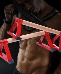 Barres Parallettes B3738 Triangulaire | DesignYou-Calisthenics 4