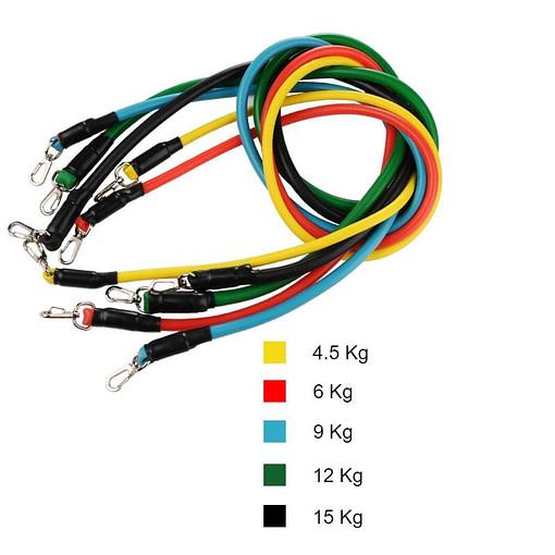 Kit Bande Elastique Sport KMB3357 5