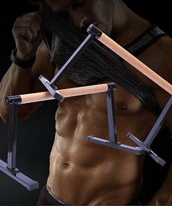 Parallettes Hautes P5962   Workout-Calisthenics 3
