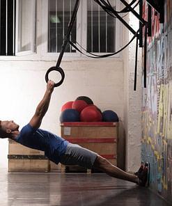 Anneaux Gymnastique Extérieur G3161 | DesignYou-Calisthenics 2