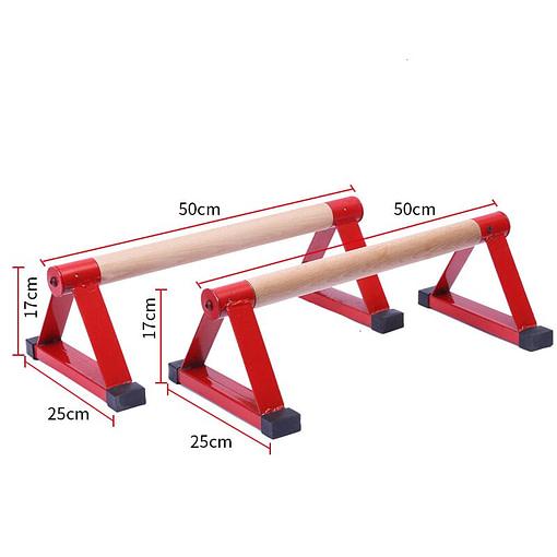 Parallettes Acier P5970   Workout-Calisthenics 4