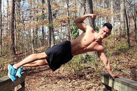 Commencer le street workout - étirement