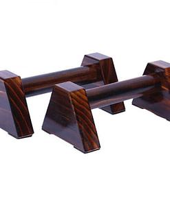 Parallettes Bois Fabrication P5997 | Workout-Calisthenics