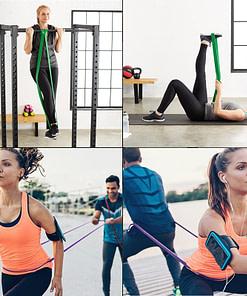 Bande Elastique Musculation MB3357 4