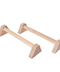 Parallettes Wooden P5895 | Workout-Calisthenics 5