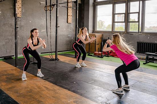 Musculation poids du corps - Squats
