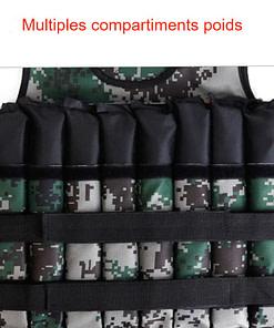 Gilet Lesté Militaire L391 - 2