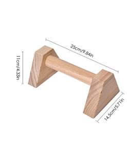 Parallettes Wooden P5895 | Workout-Calisthenics 2