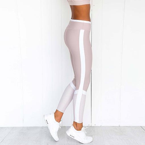 Legging Sport Rose WSL200405 4 | DesignYou-Legging