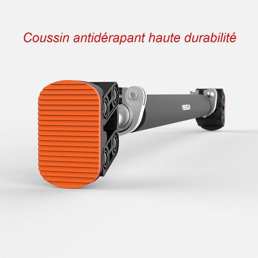 Barre De Traction Murale Sans Fixation B3573 | DesignYou-Calisthenics 4