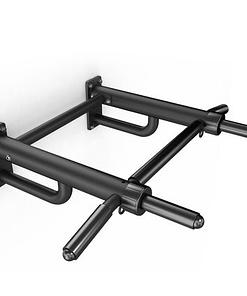 Barre De Traction Murale Pro F600 Noire
