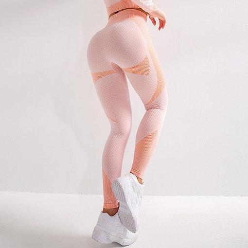 Legging Sport Rose WSL200404 | DesignYou-Legging
