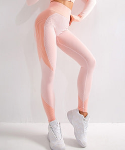 Legging Sport Rose WSL200404 3 | DesignYou-Legging
