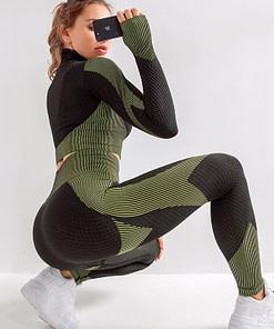 Legging Sport Noir WSL200404 3 | DesignYou-Legging