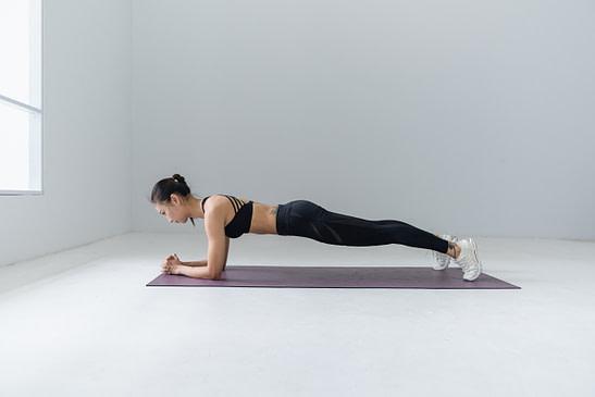 Musculation poids du corps - Gainage