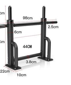 Barre De Traction Porte F600 Pro mesures