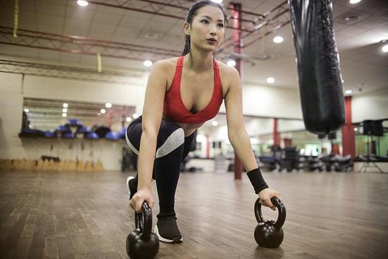 Musculation poids du corps - Soulevé de terre