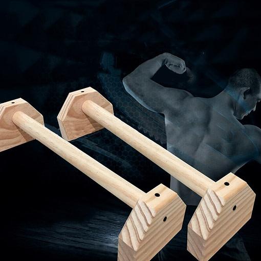 Parallettes Workout P5916   Workout-Calisthenics 4