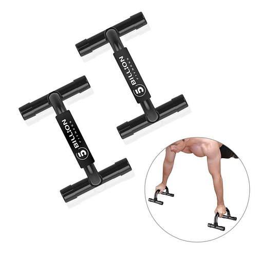 Mini Parallettes Workout M5933   Workout-Calisthenics 3