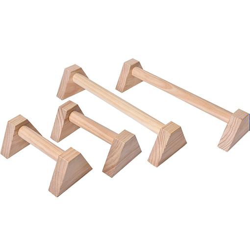 Parallettes Wooden P5895 | Workout-Calisthenics 6