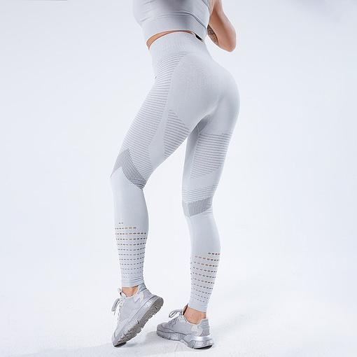 Legging Sport Blanc Femme WSL200701 | DesignYou-Legging