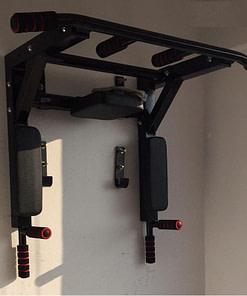 Barre De Traction Murale Professionnelle FS350 | Workout-Calisthenics 1
