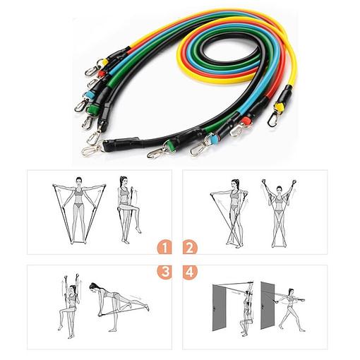 Kit Bande Elastique Sport KMB3357 3