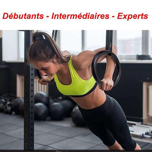 Anneaux Gymnastique Extérieur G3161 | DesignYou-Calisthenics 7