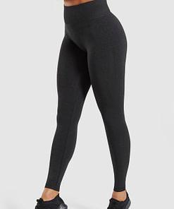 Legging De Sport Noir | Workout-Calisthenics